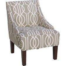 Aeneas Swoop Side Chair