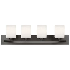 Wally 4 Light Vanity Light