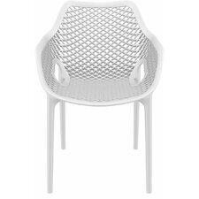 Juno Stacking Dining Arm Chair (Set of 2)