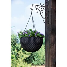 Asterope Round Hanging Planter (Set of 2)