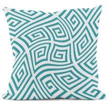 Adorno Geometric Foam Throw Pillow