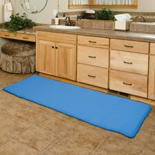 Barrientos Memory Foam Extra Long Bath Mat