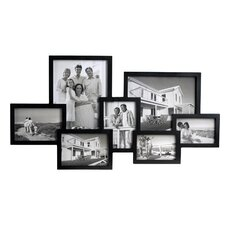 7 Piece Wall Picture Frame Set