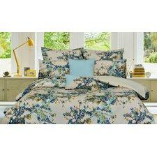 Chiron 5-Piece Cotton Floral Duvet Cover Set