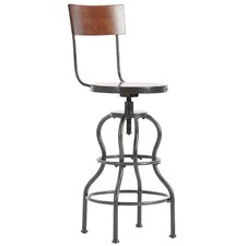 Antria Swivel Bar Height Stool