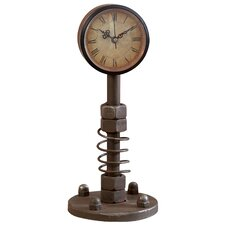 "Hektor 10"" Table Clock"