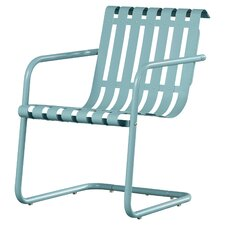 Erato Retro Spring Arm Chair