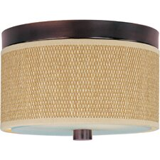 Dionysius 2 Light Flush Mount