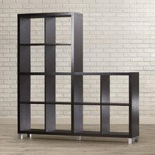 "Lucina 61"" Cube Unit Bookcase"