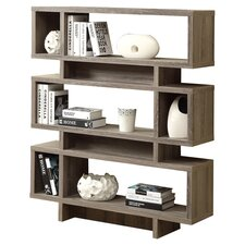 "Peregrin 55"" Accent Shelves Bookcase"