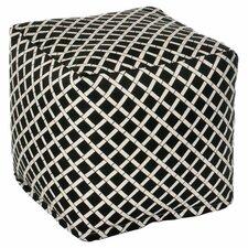 Arellano Bean Bag Cube Ottoman