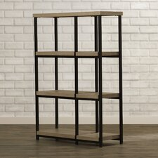 "Comet 44.7"" Accent Shelves Bookcase"