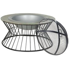 Heracleitus Iron Fire Pit