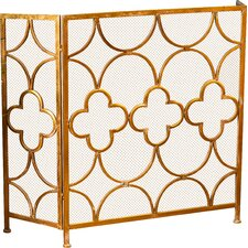 3 Panel Fireplace Screen