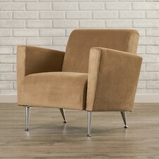 Arocha Velvet Club Chair