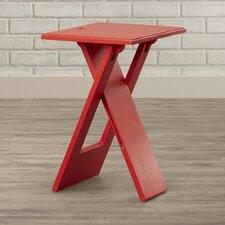 """Artrip 19.25"""" Square Folding Table"""