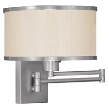 Bisbee Swing Arm Wall Lamp