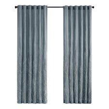Bittle Light-Filtering Single Curtain Panel
