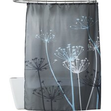 Vivian Thistle Shower Curtain