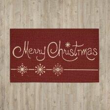 Etruscan Merry Christmas Doormat