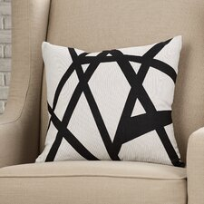 Webbed Throw Pillow