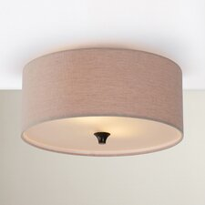 Onasander 2 Light Flush Mount