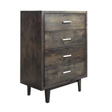 Ares 4 Drawer Chest