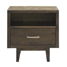 Ares 1 Drawer Nightstand