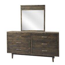 Ares 6 Drawer Dresser