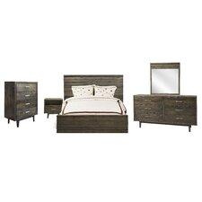 Ares Panel Customizable Bedroom Set