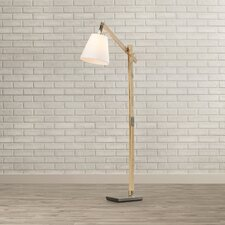 """Puppis 61"""" Arched Floor Lamp"""