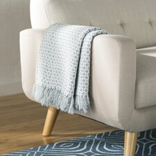 Bedoya Cotton Throw Blanket