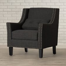 Percy Nailhead Trimmed Club Chair