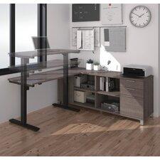 Ariana L-Shape Desk Office Suite