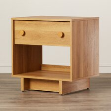 Cepheus 1 Drawer Nightstand