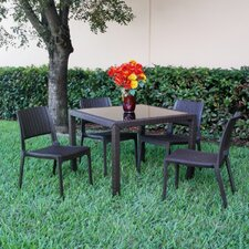 Kassiopeia 5 Piece Dining Set