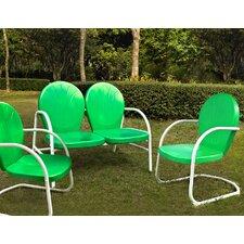 Timothea 3 Piece Lounge Seating Group
