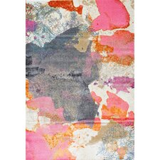 Virgil Pink Area Rug