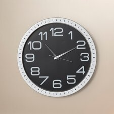 "Ceto 22"" Large Numbers Wall Clock"
