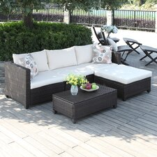 Lachesis 5 Piece Sectional Set