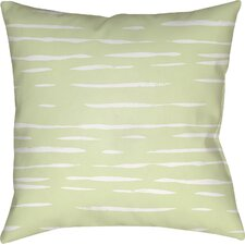 Smetana Indoor/Outdoor Throw Pillow