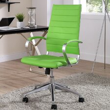 Atalanta High-Back Task Chair with Casters