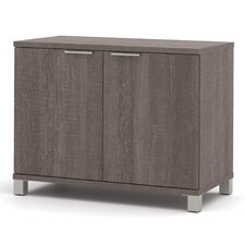 Ariana 2 Door Storage Cabinet