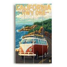 California Highway One Wall Art