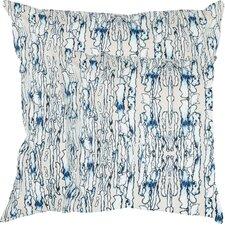 Abstract Ripple Throw Pillow Set (Set of 2)