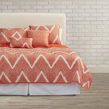 Kegley 5 Piece Quilt Set