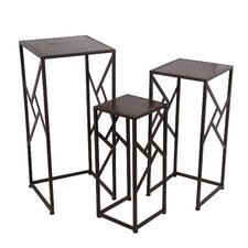 Abbotstown 3 Piece Nesting Plant Stand