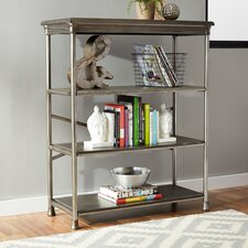 "Arenas 46"" Accent Shelves Bookcase"