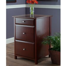 Ivey 3 Drawer File Cabinet