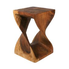 Thaddeus Twist End Table